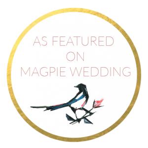 magpie wedding